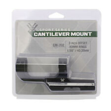 New Vortex Cantilever Riflescope Ring Mount 30mm, 2 Inch Offset CM-202