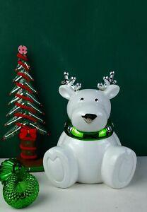 Slatkin & Co. Fresh Balsam Scented Candle - Reindeer Shaped, Holiday