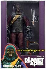 General Aldo Planet Of The Apes Classic Series 3 Neca Toys