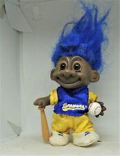 AFRICAN AMERICAN  RUSS TROLL Milwaukee Brewers  BASEBALL  Susie Created