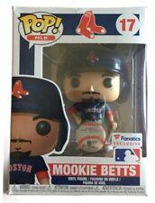Mookie Betts Boston Red Sox MLB Baseball Exclusive Funko Pop Figure