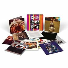 The Kinks Mono Collection 10 LP Vinyl Set 2016
