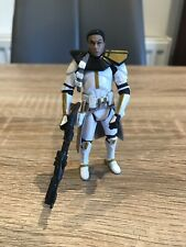 Star Wars Felucia comandante 327th CLONE TROOPER FIGURE Raro