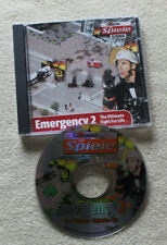 Emergency 2: The Ultimate Fight For Life [CBS 5/2004] (PC-CD-ROM,2004,Jewelcase)