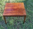 Vtg MCM Brode Blindheim Sykkylven Norway Rosewood small Coffee Table