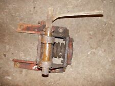 Allis Chalmers WD WD45 45 tractor AC main anchor mount bracket for drawbar hitch