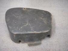 Used Honda Trail 90 RH Side Cover RSC sidecover withOUT knob No Knob FO485