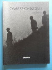 Juan Dantou Exmundo Ombres Chinoises Editions Atlantica 2004 photos Chine train