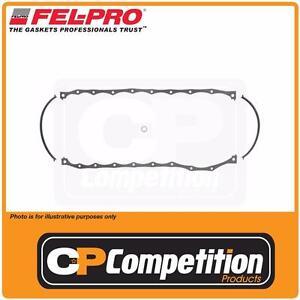 FEL-PRO RACE SUMP GASKET SET FORD 302 351 CLEVELAND RUBBER COATED FIBER