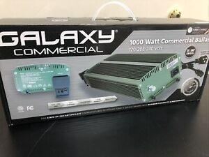 Galaxy Commercial 902680 Ballast  500/750/1000Watt + Turbo 120/208/240V