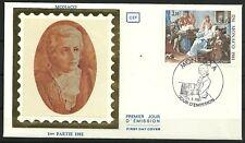 Monaco - Enveloppe 1er Jour - Mozart - 04.05.1981