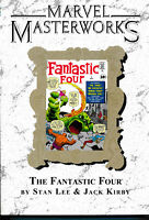 Marvel Masterworks 2 Fantastic Four TPB Collects 1-10 Direct Cover Variant New