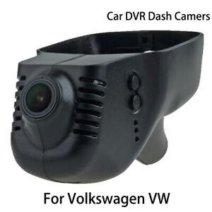 Car DVR Wifi Dash Cam Camera Video Wireless Driving Recorder for Volkswagen VW