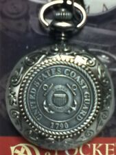 Collection Pocket Watch New United States Coast Guard Vintage