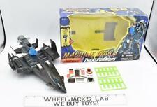 Starscream 100% Complete Machine Wars Transformers Action Figure Kenner
