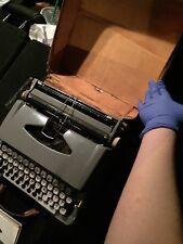 1960s Wizard Truetype (Brother Deluxe) Typewriter Working Clean