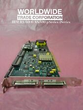 IBM FC# 5703 97P3960 PCI-X Dual Channel U320 SCSI RAID Adapter pSeries/iSeries