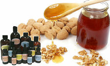 Honey & Nut Fragrance Aroma Oil Candle Soap Making Supplies Spa Aromatherapy!