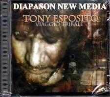 TONY ESPOSITO - VIAGGIO TRIBALE CD