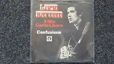 Lucio Battisti - Il mio canto libero 7'' Single GERMANY