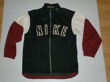 jacket vintage nike zip up  size S , fits like a L    -- new old school