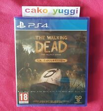 THE WALKING DEAD LA COLLECTION SONY PS4 NEUF SOUS BLISTER VERSION FRANCAISE