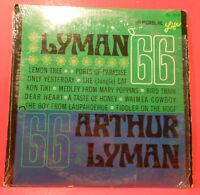 "ARTHUR LYMAN GROUP ""LYMAN '66"" LP ORIGINAL SHRINK GREAT CONDITION! VG+/VG+!!B"