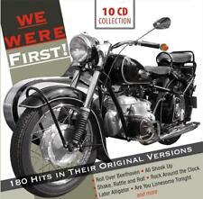 We Were First-180 Hits in Their Original Versions von Various Artists (2015)