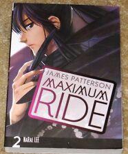MAXIMUM RIDE BOOK 2 JAMES PATTERSON TPB GRAPHIC NOVEL MANGA 1ST PRINT UNREAD