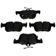 Disc Brake Pad Set-Ceramic Disc Brake Pad Rear ACDelco Advantage 14D1665C