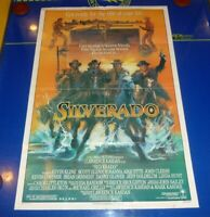 SILVERADO 1985 Original Single Sided Folded/Rolled Movie Poster 1-Sheet  27x41