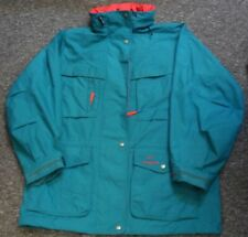 Tenson MPC breathable coat, detachable lined hood, size 42(14), great condition