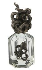 "5"" Octopus Perfume Bottle w/ Tentacle Cap Home Fantasy Decor Animal"