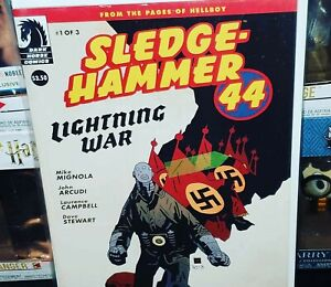 Sledge-hammer 44 Lightning War 1