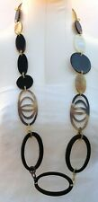 BUFFALO HORN JEWELRY NECKLACE CHAIN