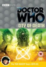 Doctor Who City Of Death (Tom Baker) New DVD R4