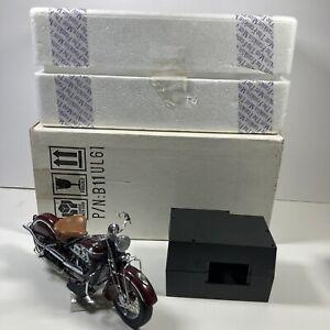 Franklin Mint 1:10 Die Cast 1942 Indian Model 442 Bike/Motorcycle