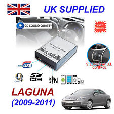 LAGUNA MP3 SD USB CD AUX Input Audio Adapter Digital CD Changer Module 12 pin