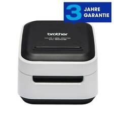 Brother VC-500W Farb-Etikettendrucker Zink-Farbdruck USB 2.0 WLAN NEU