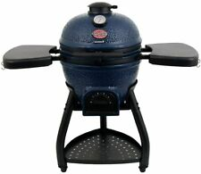 Char-Griller 56020 Ceramic AKORN Kamado Charcoal Grill, Sapphire Blue
