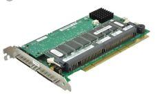 Dell Poweredge Server PERC 3/DC SCSI RAID Controller 47JFR w bttery Cache PCI 64