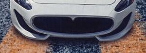Maserati Granturismo/Grancabrio Carbon Fiber Front Bumper Spoiler