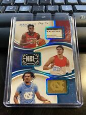 2020 Immaculate Trio Tags Anthony Edwards Lamelo Ball Cole Anthony #'d 1/1 1of1