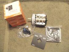 BREMAS A 3234/P75 Reversing Switch 1 Phase 40A 600V CB0320034PL75 NIB