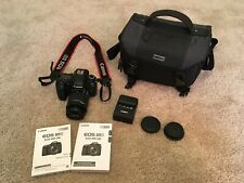 Canon Eos 80D 24.2Mp Digital Slr Camera Kit with Ef-S 18-55mm f/3.5-5.6 Is.