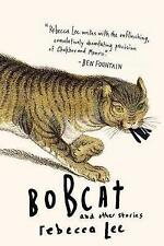 Bobcat and Other Stories-ExLibrary