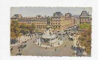 Vintage Postcard ** PARIS France 1929 ** Republic Square