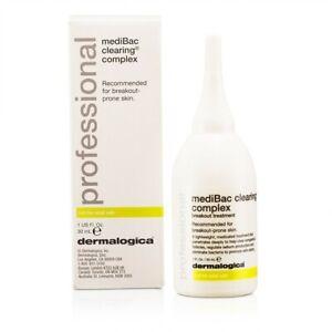 Dermalogica Medibac Clearing Complex 30ml New NO BOX Breakout prone skin