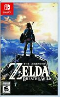 Nintendo Switch Game - The Legend of Zelda: Breath of the Wild