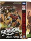 Transformers Kingdom Battle Across Time WFC-K42 Sideswipe & Maximal Skywarp